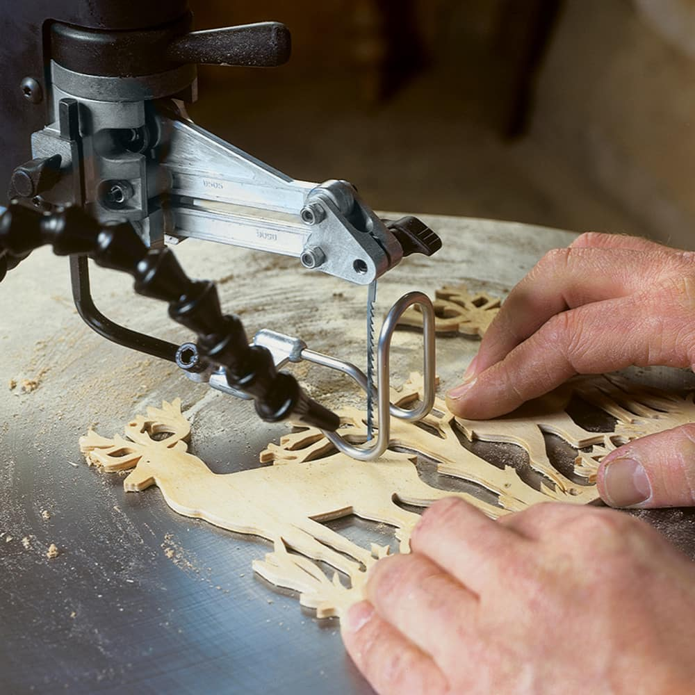 Best DIY Projects with a Scroll Saw
