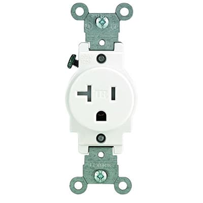 Single outlet