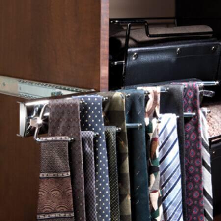 Tie Racks & Belt Racks