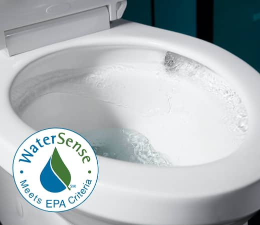 Water-Saving Toilets