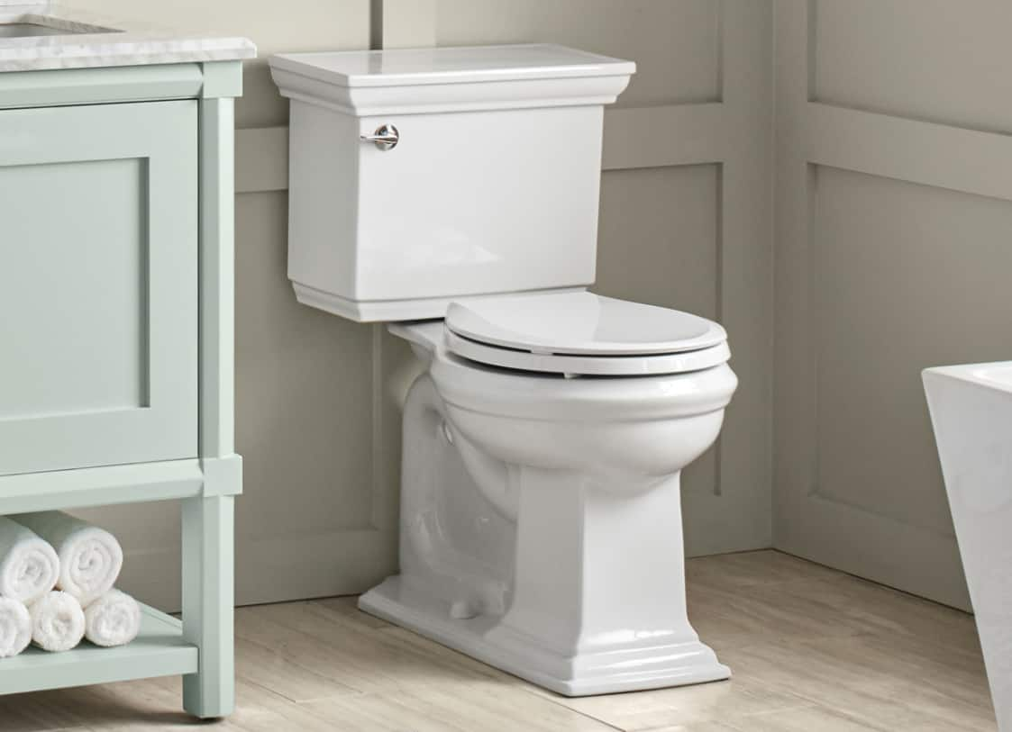 Two-Piece Toilets
