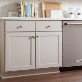 kitchen cabinet types - base