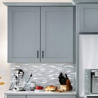 kitchen cabinet types - wall