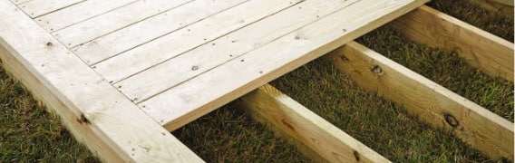 Ground Contact Wood