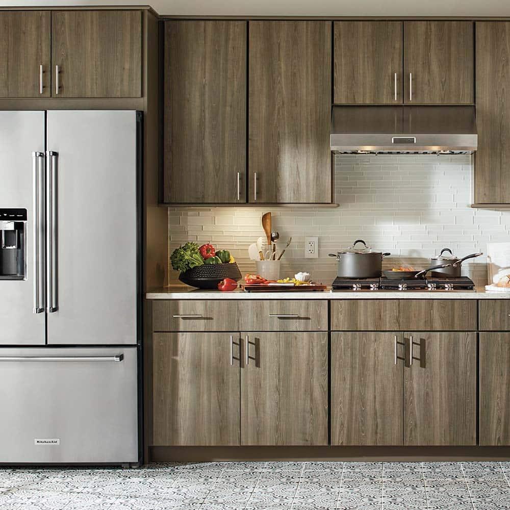 Metro Modern Kitchen