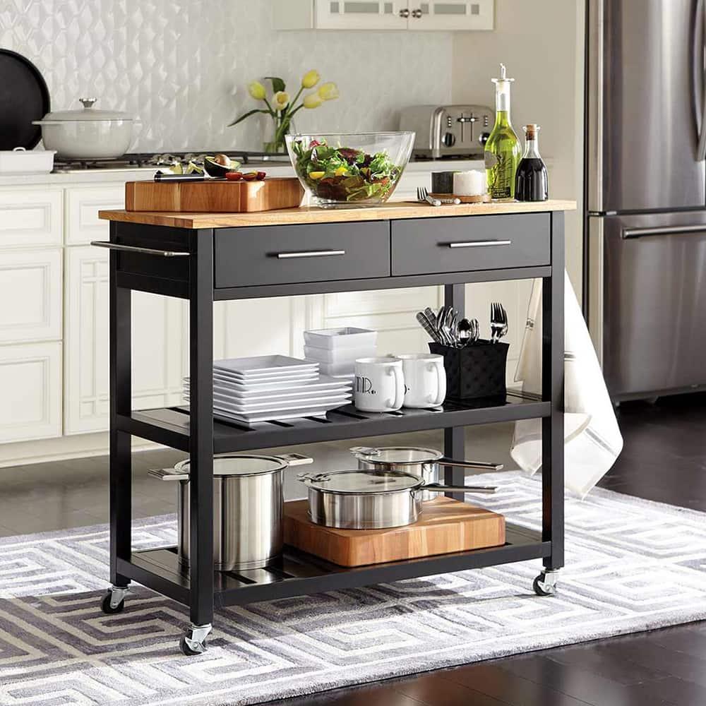 Multitaskers Kitchen Carts